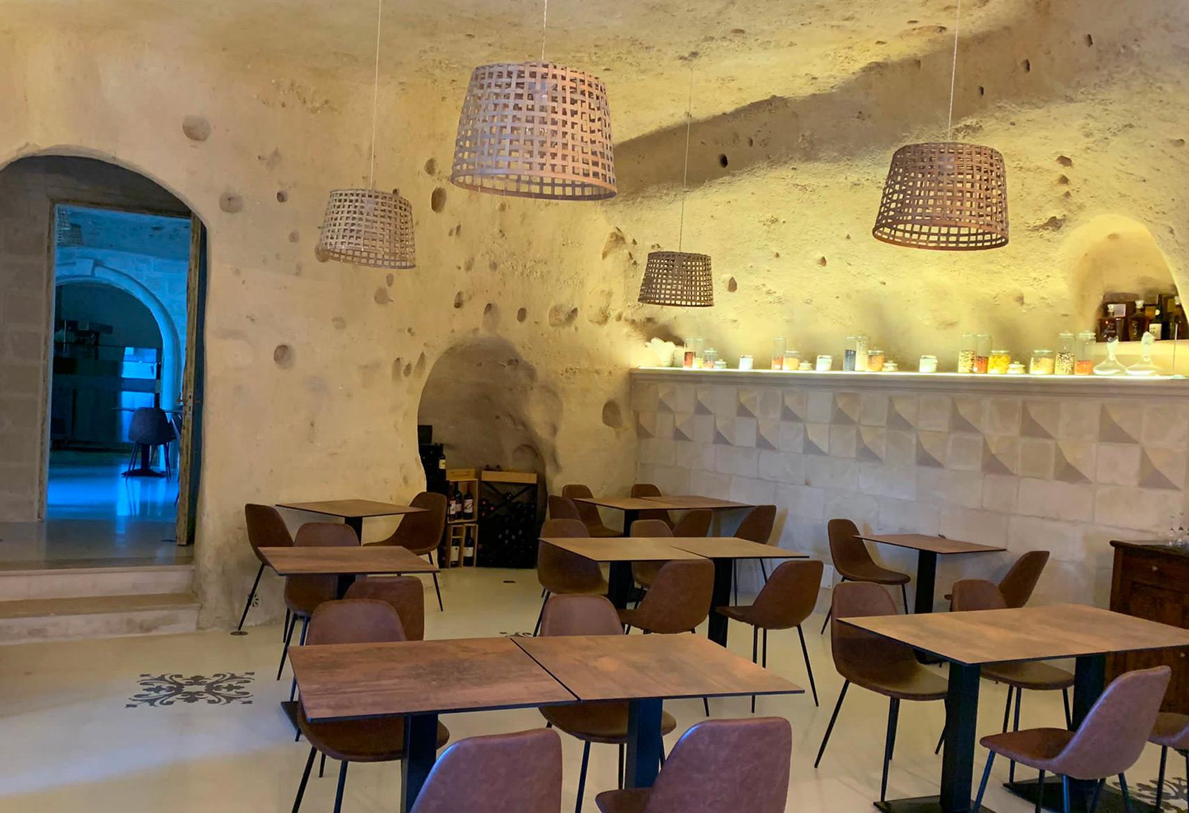 Ristorante cucina tipica, Casa vacanze nei Sassi di Matera